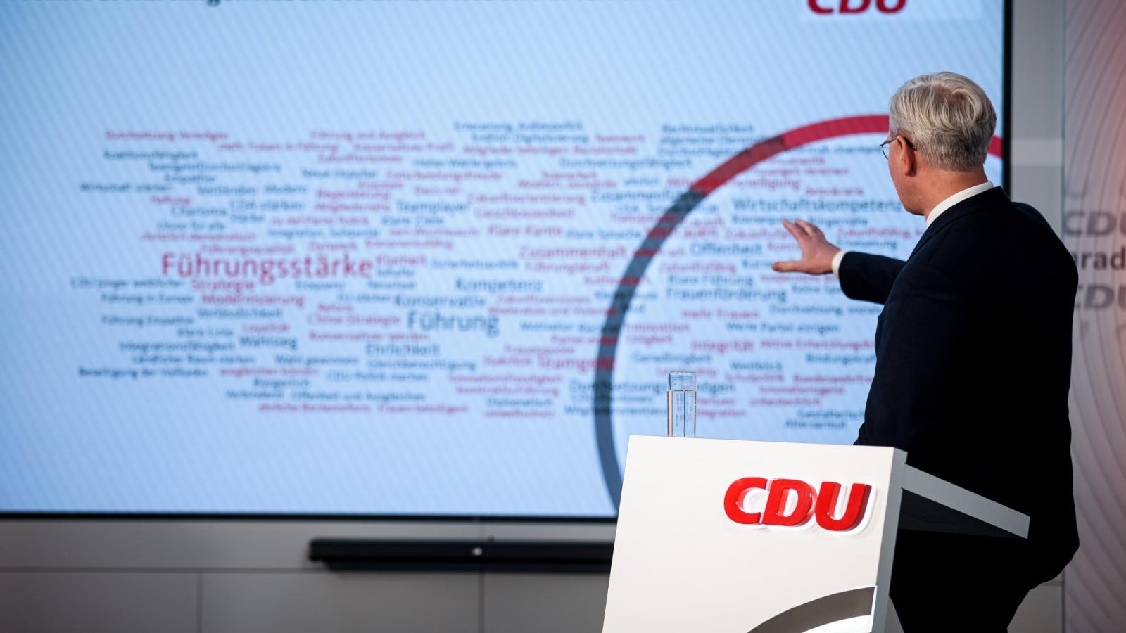 Cdu Live Solo Der Kandidaten 33 Parteitag Der Cdu Deutschlands